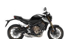 Honda CB650R: 202 kg di peso