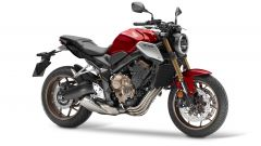 Honda CB650R 2021 Candy Chromosphere Red