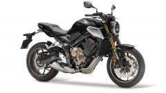 Honda CB650R 2021 Mat Gunpowder Black Metallic