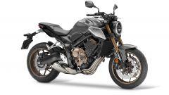 Honda CB650R 2021 Pearl Smooky Gray