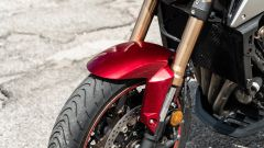 Honda CB650R 2021: naked entry level a chi? La prova - Immagine: 17