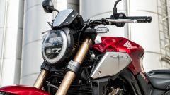 Honda CB650R 2021: naked entry level a chi? La prova - Immagine: 14