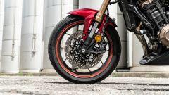 Honda CB650R 2021: naked entry level a chi? La prova - Immagine: 23