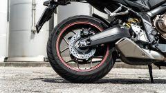Honda CB650R 2021: naked entry level a chi? La prova - Immagine: 25