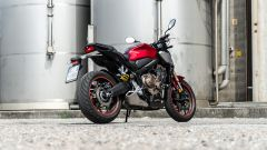 Honda CB650R 2021