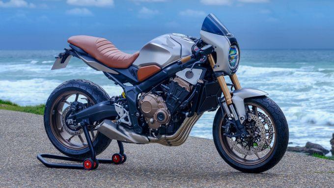 Honda CB650R Café Racer