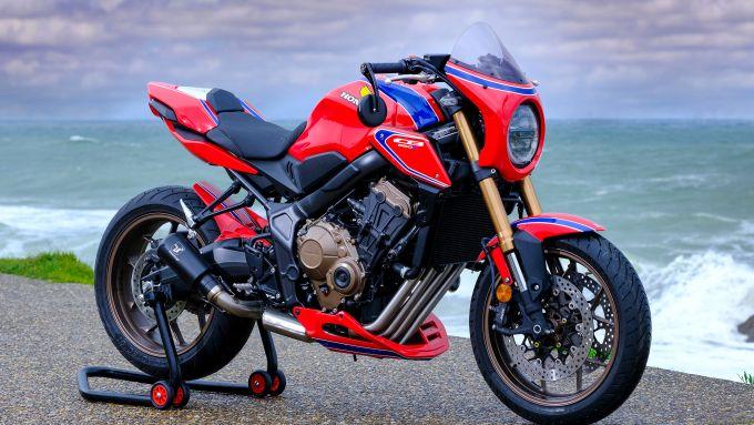 Honda CB650R Four