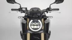 Honda CB650R: frontale
