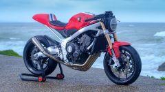 Honda CB650R: la special Akira