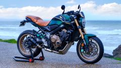 Honda CB650R: la special Four Limited Edition