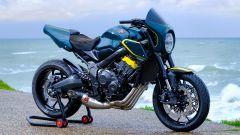 Honda CB650R: la special Hedicion