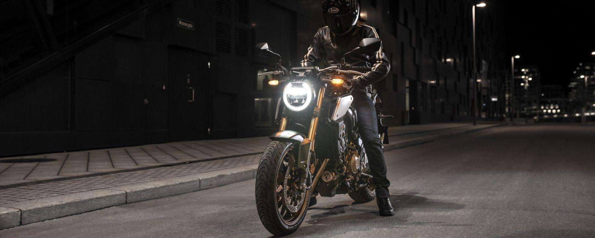 Honda CB650R: stile Neo Sports Café