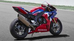 Honda CBR 1000 Fireblade 2020: 3/4 posteriore