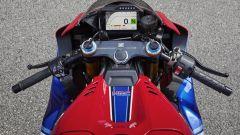 Honda CBR 1000 Fireblade 2020: i semi manubri