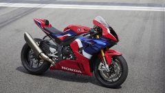 Honda CBR 1000 Fireblade 2020: la livrea Tricolour