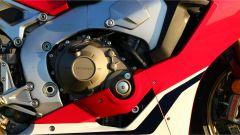 Honda CBR 1000 RR Fireblade SP 2019, dettaglio del telaio