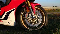 Honda CBR 1000 RR Fireblade SP 2019: il freno anteriore