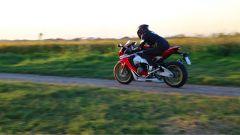 Honda CBR 1000 RR Fireblade SP 2019: la posizione delle ginocchia non è estrema