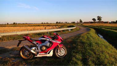 Honda CBR 1000 RR Fireblade SP 2019