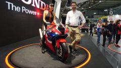 Honda CBR 1000 RR-R Fireblade, video Eicma 2019