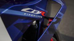 Honda CBR 1000 RR-R Fireblade 2020: dettaglio delle appendici aerodinamiche