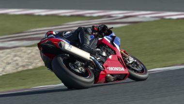Honda CBR 1000 RR-R Fireblade 2020: il DNA è marcatamente racing