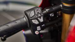 Honda CBR 1000 RR-R Fireblade 2020: il nuovo blocchetto elettrico
