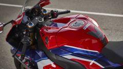 Honda CBR 1000 RR-R Fireblade 2020: nuovo il design del serbatoio