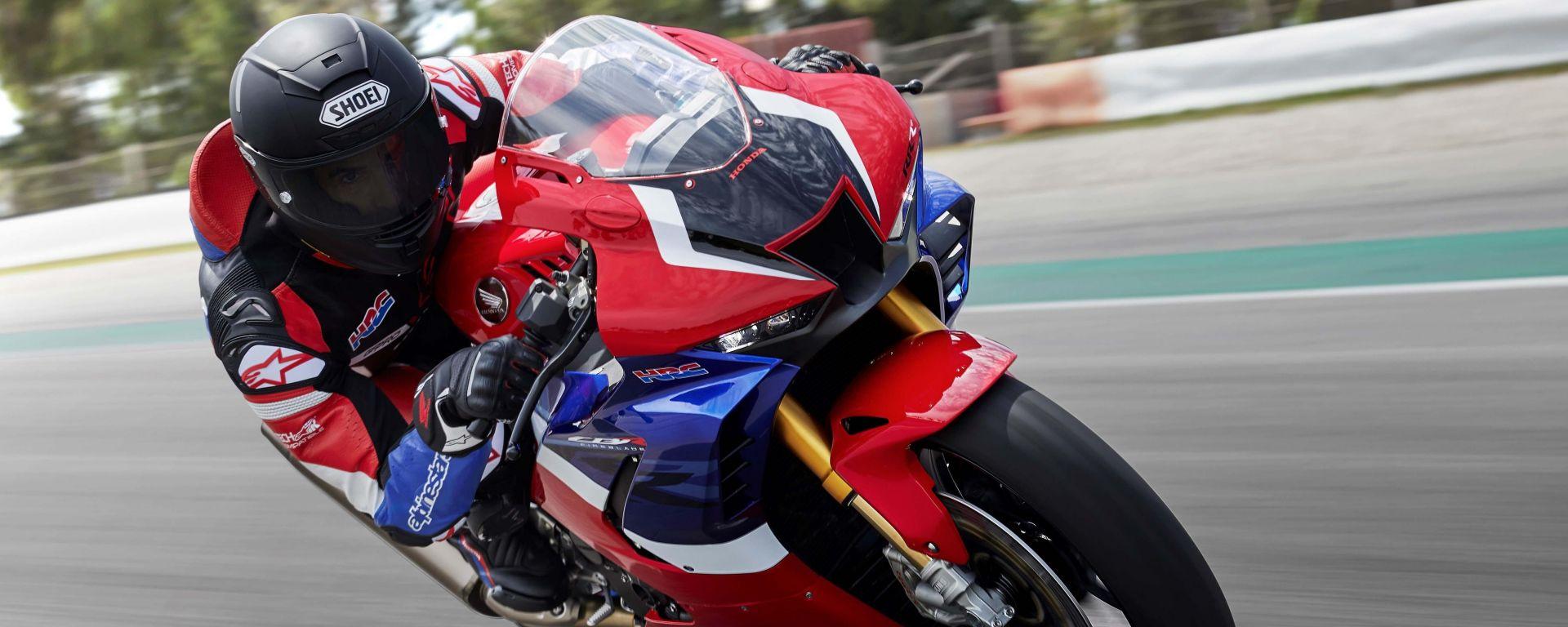 Honda CBR 1000 RR R Fireblade 2020