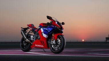 La Honda CBR 1000 RR-R Fireblade unisce design e funzionalità