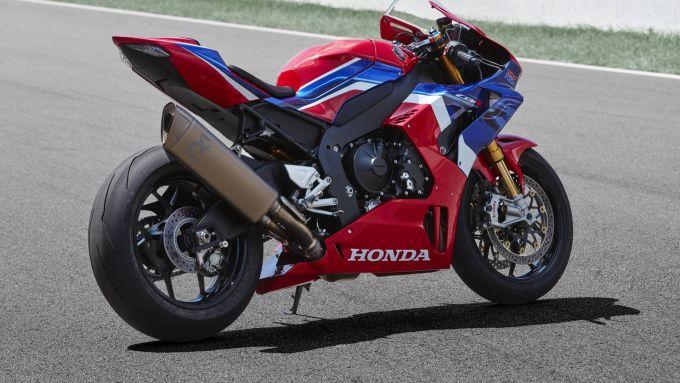 Honda CBR 1000 RR-R Fireblade