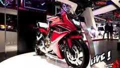 Honda CBR 650 F e CB 650 F - Live da Eicma 2016