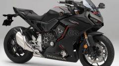Honda CBR1000R, sportiva turistica