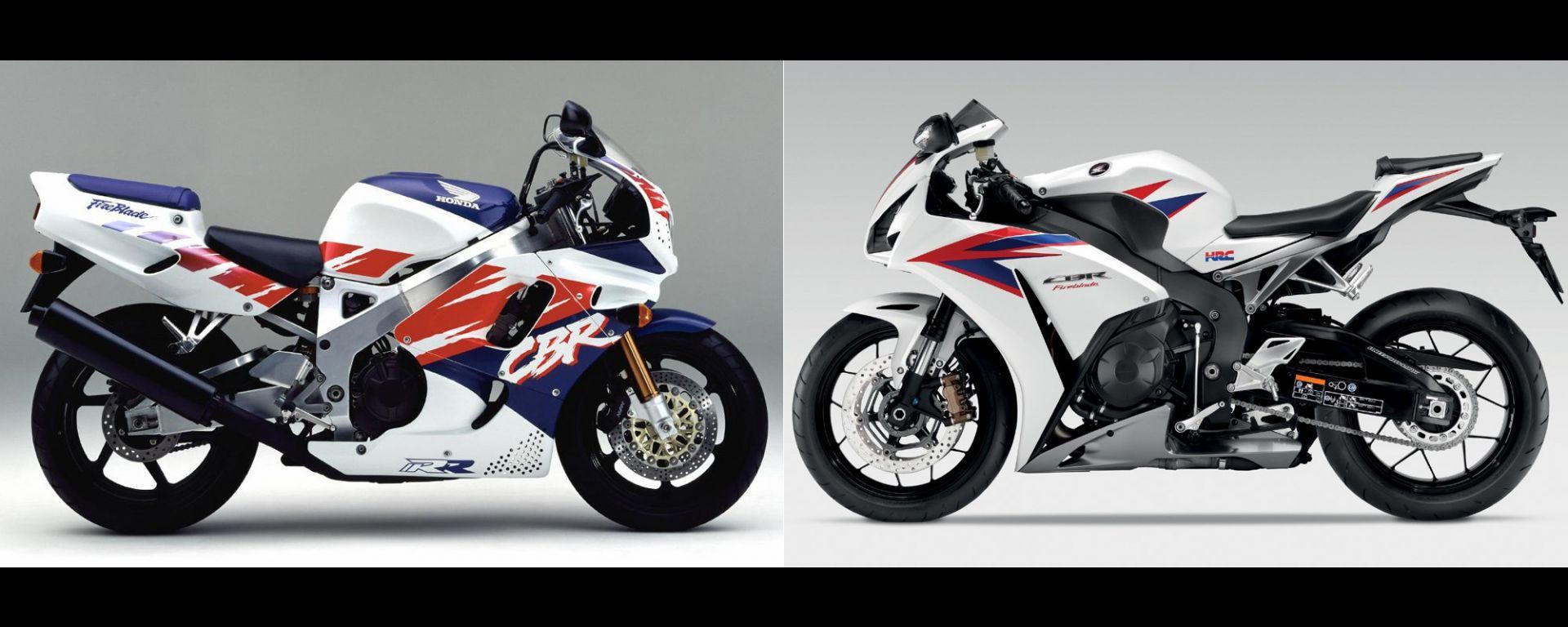 20 anni di Honda Fireblade