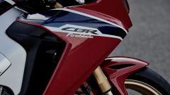 Honda CBR1000RR Fireblade 2017, denominazione modello