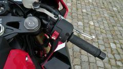 Honda CBR1000RR Fireblade 2018: i comandi al semimanubrio destro