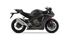 Honda CBR1000RR Fireblade 2019 black: laterale