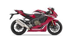 Honda CBR1000RR Fireblade 2019 Red: laterale