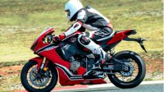 Honda CBR1000RR Fireblade, Intermot 2016