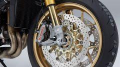 Honda CBR1000RR Fireblade SP 2017, cerchio anteriore