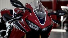 Honda CBR1000RR Fireblade SP, fari anteriori