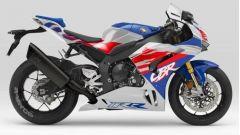 Honda CBR1000RR-R Fireblade SP 2022 30° anniversario