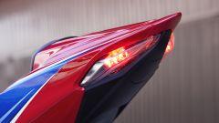 Honda CBR1000RR-R Fireblade 2020: dettaglio del faro posteriore