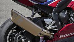 Honda CBR1000RR-R Fireblade 2020: il motore è omologato Euro5