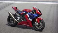 Honda CBR1000RR-R Fireblade 2020: la livrea Tricolour