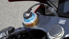 Honda CBR1000RR-R Fireblade: le semi-attive della versione SP
