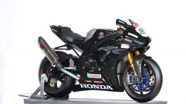 Honda CBR1000RR-R Fireblade SP 2020 pronta per il BSB
