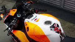 Honda CBR1000RR-R FIreblade SP con livrea Repsol di Marc Marquez