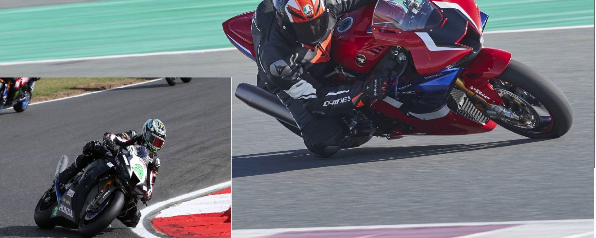 Building the Blade: differenze tra Honda CBR1000RR-R di serie e SBK