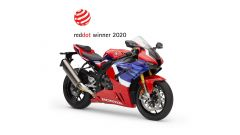 Honda CBR1000RR-R vince i Red Dot Awards